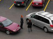 Schadensfall – Verhalten von Autofahrern bei einem Unfall